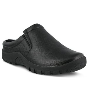 Spring Step Women's Blaine Men's Clogs Black