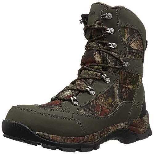 Northside Men's Buckman 400 Backpacking Boot, Dark Olive, 8.5 Medium US