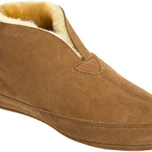 Men's Leo Soft-Sole Australian Merino Sheepskin Slippers