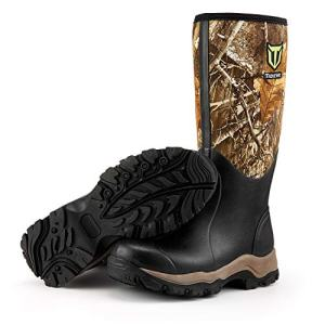 TIDEWE Hunting Boot for Men, Insulated Waterproof Durable