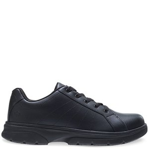 WOLVERINE Men's Serve SR LX Oxford Food Service Shoe