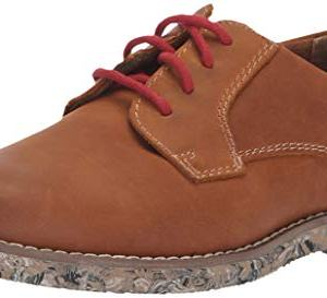 Florsheim Kids Boys' Kearny Jr. II Oxford, Brown ch