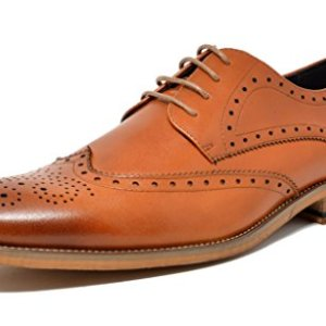 Bruno Marc Men's Classic Dress Shoes Formal Casual Lace up