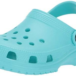 Crocs Kids' Classic Clog, pool