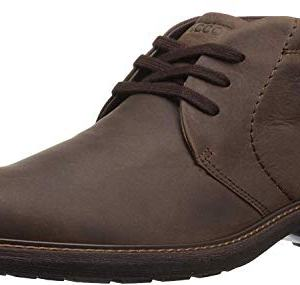 ECCO Men's Turn GTX Boot Chukka, Cocoa Brown Nub