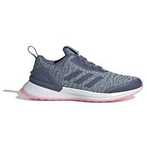 adidas Unisex-Kid's RapidaRun, raw Indigo/ash Grey/True Pink