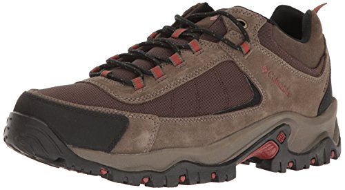 Columbia Men's Granite Ridge Waterproof Hiking Shoe