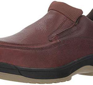 Florsheim Work Men's Steel-Toed Work Boot,Dark Brown