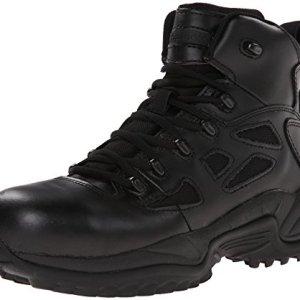 Reebok Work Men's Rapid Response Safety Boot,Black