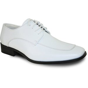 VANGELO Men Formal Tuxedo Dress Shoe for Wedding