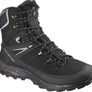 SALOMON X Ultra Winter CS WP 2 Boots Black/Phantom/Monument Mens