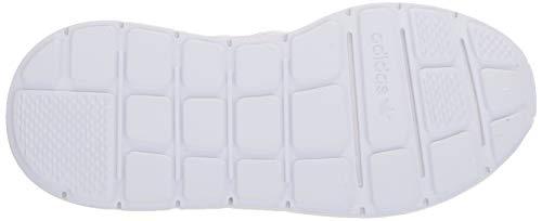 adidas Originals Unisex Swift Running Shoe, White adidas Originals Unisex Swift Running Shoe, White, 12K M US Little Kid.
