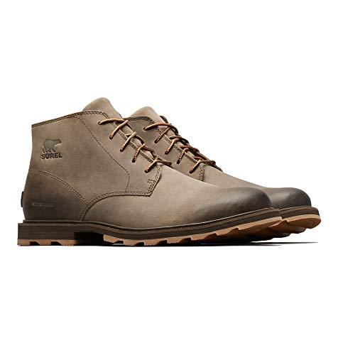 Sorel - Men's Madson Chukka Waterproof Boots, Leather