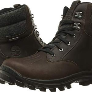 Timberland Men's Chillberg Mid Waterproof Insulated Snow Boot