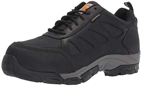 Carhartt Men's Lightweight Wtrprf Low-Height Work Hiker Carbon