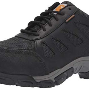 Carhartt Men's Lightweight Wtrprf Low-Height Work Hiker Carbon