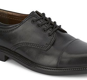 Dockers Men's Gordon Leather Oxford Dress Shoe,Black