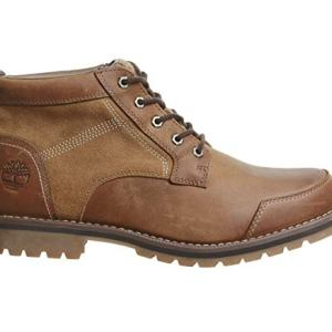 Timberland Mens Larchmont Chukka Brown Lace Up Ankle Boots