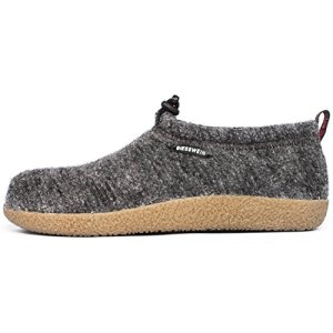 Giesswein Women's Vent Slipper,Anthrazit