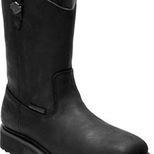 Harley-Davidson Men's Altman 10-In WP and CT Motorcycle Boots