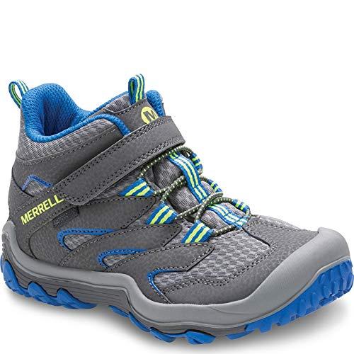 Merrell Boys' Chameleon 7 Access Mid A/C WTRPF Hiking Shoe