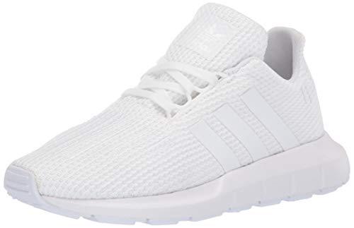 adidas Originals Unisex Swift Running Shoe, White