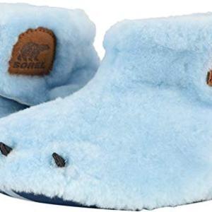 Sorel Kids Baby Boy's Bear Paw Slipper (Toddler/Little Kid) Oxygen/Carbon