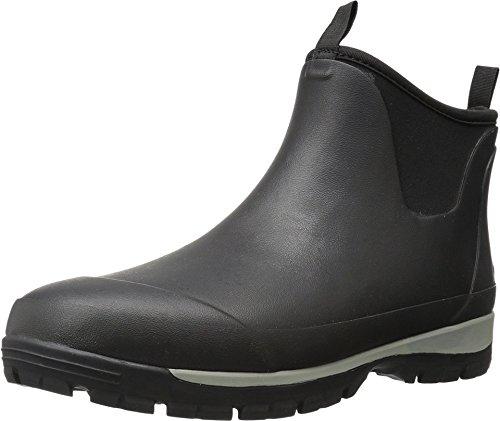 Kamik Men's LarsLO Rain Boot, Black