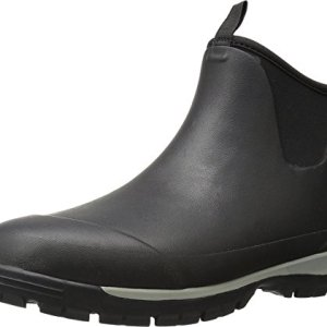 Kamik Men's LarsLO Rain Boot, Black
