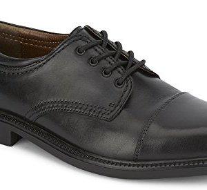 Dockers Men's Gordon Leather Oxford Dress Shoe,Black