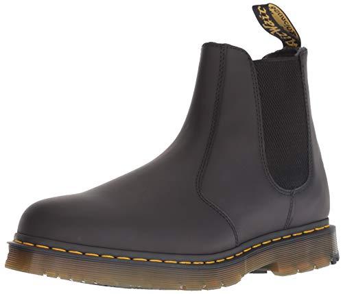 Dr. Martens Men's Snow Boot, Black, 6 Medium