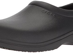 Crocs On The Clock Work Slipon Medical Professional Shoe