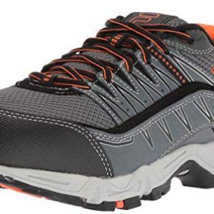 Fila Men's Memory at Peak Composite Toe Trail Running Shoe Food Service