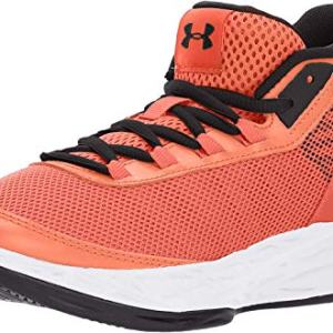 Under Armour Boys' Grade School Jet 2018 Basketball Shoe