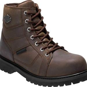 Harley-Davidson Men's Lagarto WP and CT Motorcycle Boots