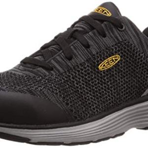 KEEN Utility Men's Sparta Low Alloy Toe ESD Non Slip Industrial Work Shoe