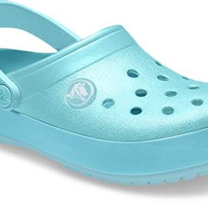 Crocs Unisex Crocband Ice Pop Clog Blue