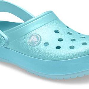 Crocs Unisex Crocband Ice Pop Clog Blue