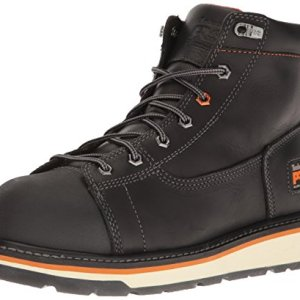 "Timberland PRO Men's Gridworks 6"" Alloy Toe EH Industrial & Construction Shoe"