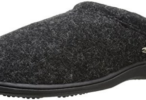 Acorn Men's Digby Gore, Black Tweed, Medium
