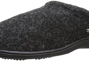 Acorn Men's Digby Gore, Black Tweed, Medium