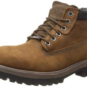Skechers Men's Sergeants-Verdict Waterproof Boot