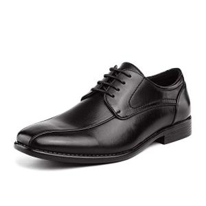 Bruno Marc Men's Dress Shoes Formal Classic Square Toe