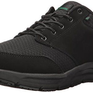 Emeril Lagasse Men's Quarter Mesh Shoe, Black