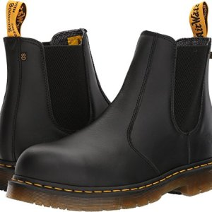 Dr. Martens Work Men's Fellside Steel Toe SD Chelsea Black