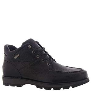 Rockport Mens Umbwe II Chukka Black Boot