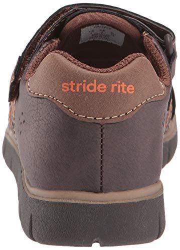 Stride Rite boys Wallace Sandal , brown Stride Rite boys Wallace Sandal , brown 10.5 M US Little Kid.
