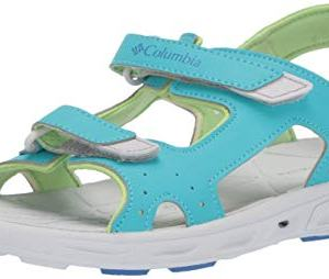 Columbia Unisex Youth TECHSUN Vent, Geyser, Vivid Blue