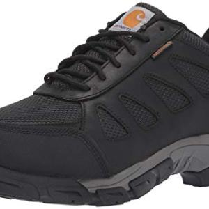 Carhartt Men's Lightweight Wtrprf Low-Height Work Hiker Soft Toe
