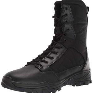 "5.11 Men's Fast-Tac 8"" Military and Tactical Boot, Black"